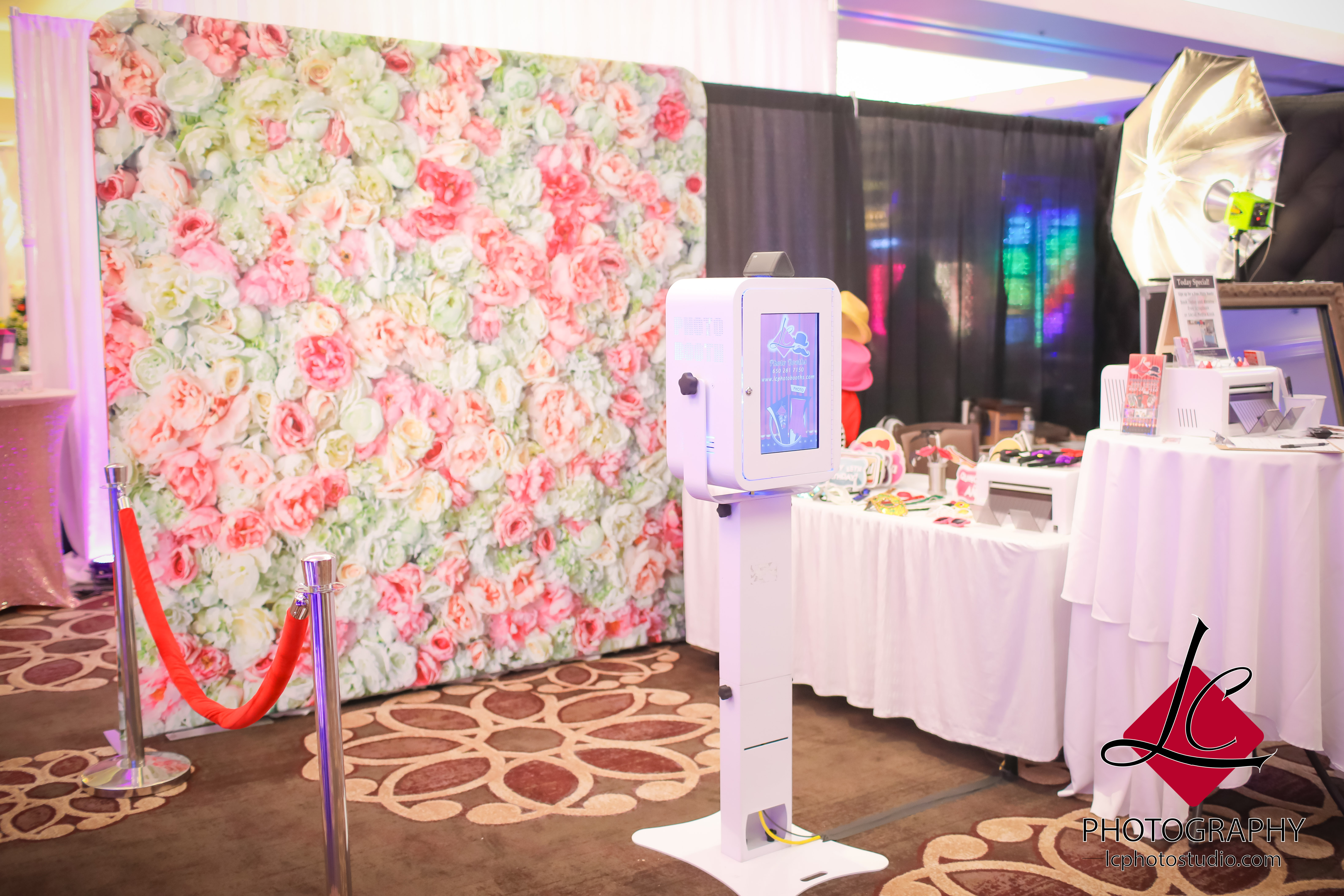 Our Photo Booths - LC Photo Booth